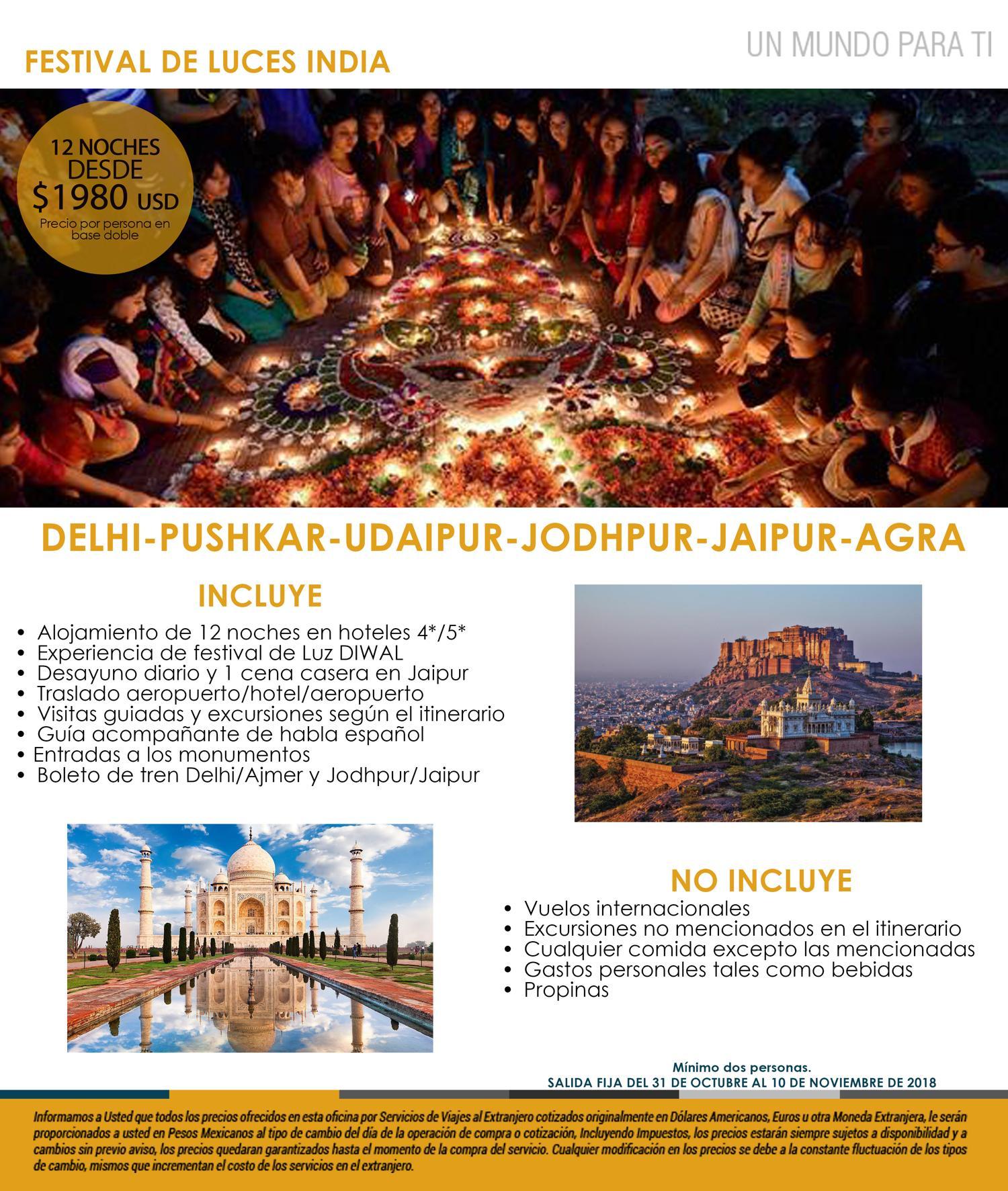Festival de Luces India