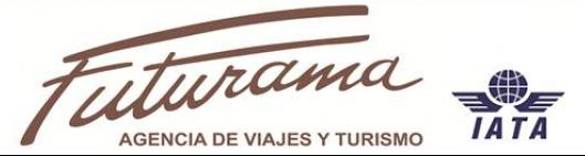 Futurama Tours Perú